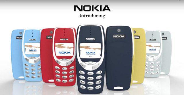 Novo Smartphone Nokia 3310 chegará em breve!