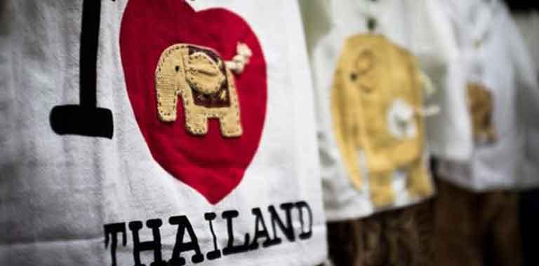 Oleh oleh khas Chiang Mai