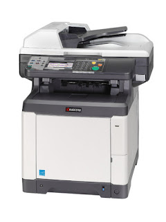 Kyocera Ecosys FS-C2526MFP driver download windows, linux, mac os x