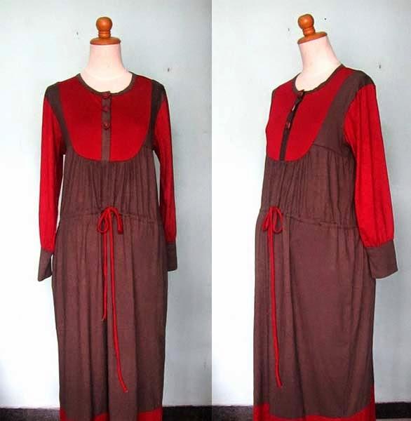 Trend Model Baju Hamil Muslim Untuk Pesta