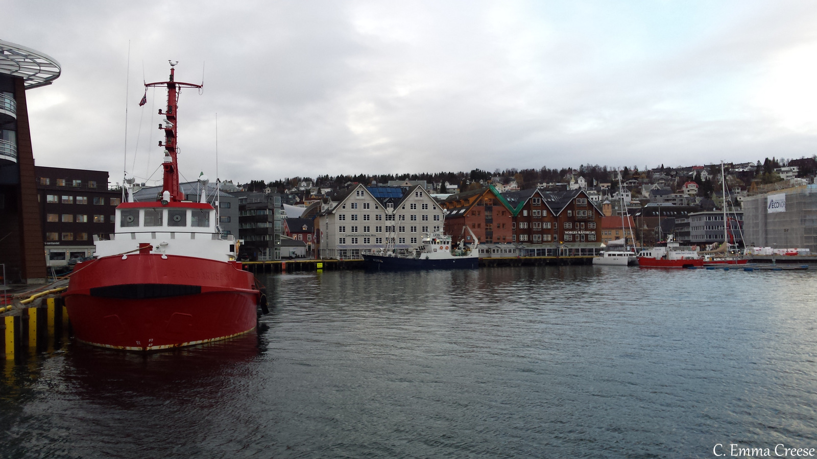 Best Hotel View in the World Tromso North Norway Adventures of a London Kiwi