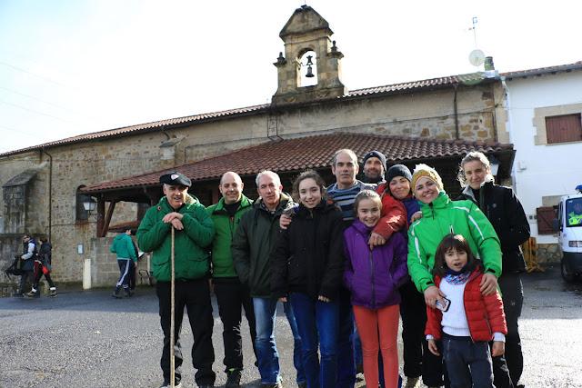 Romería en Santa Águeda