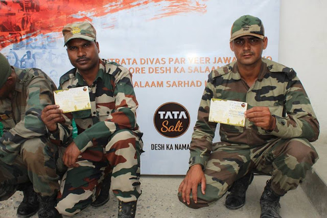 Tata Salt Independence Day campaign bags two awards at Goafest 2016