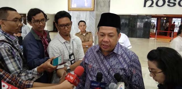 Kemenangan di Depan Mata, Fahri Hamzah Beri Saran Penting untuk Prabowo Sandi