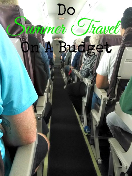 budget summer travel
