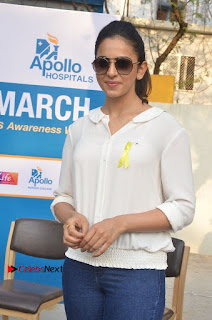 Actress Rakul Preet Singh at Endometriosis Awareness Walk at Apollo Cradle  0026.jpg