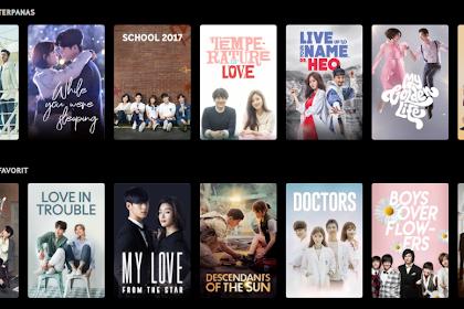 Daftar Aplikasi Nonton Drama Korea di Android Terbaik