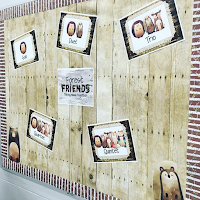 Music Classroom Reveal: Lots of great ideas for a forest-themed music room! Includes tips for organization, bulletin board ideas, and more!