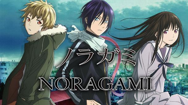 Noragami - Anime Tokoh Utama Menggunakan Pedang