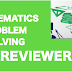 Mathematics Problem Solving Reviewer