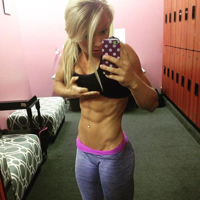 Fitness Models Ashley Lockaby Instagram photos 1