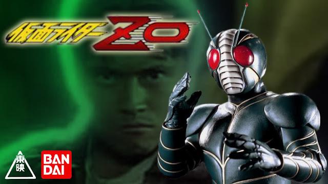 Kamen Rider ZO Sub Indo