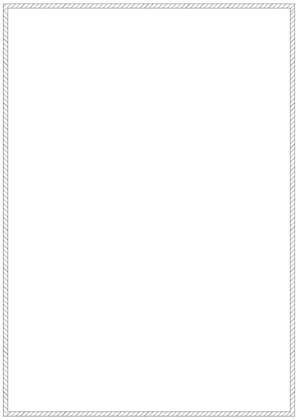 caratula para cuadernos con margenes de lineas