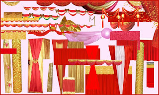 curtain PSD