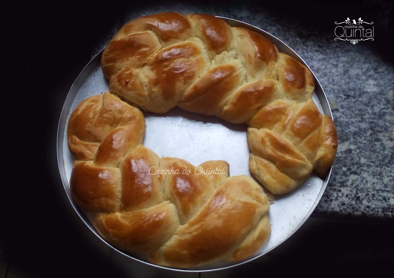 Pão Doce Caseiro: simples, delicioso. Faça =) Na Cozinha do Quintal você encontra receitas para um dia a dia mais gostoso!
