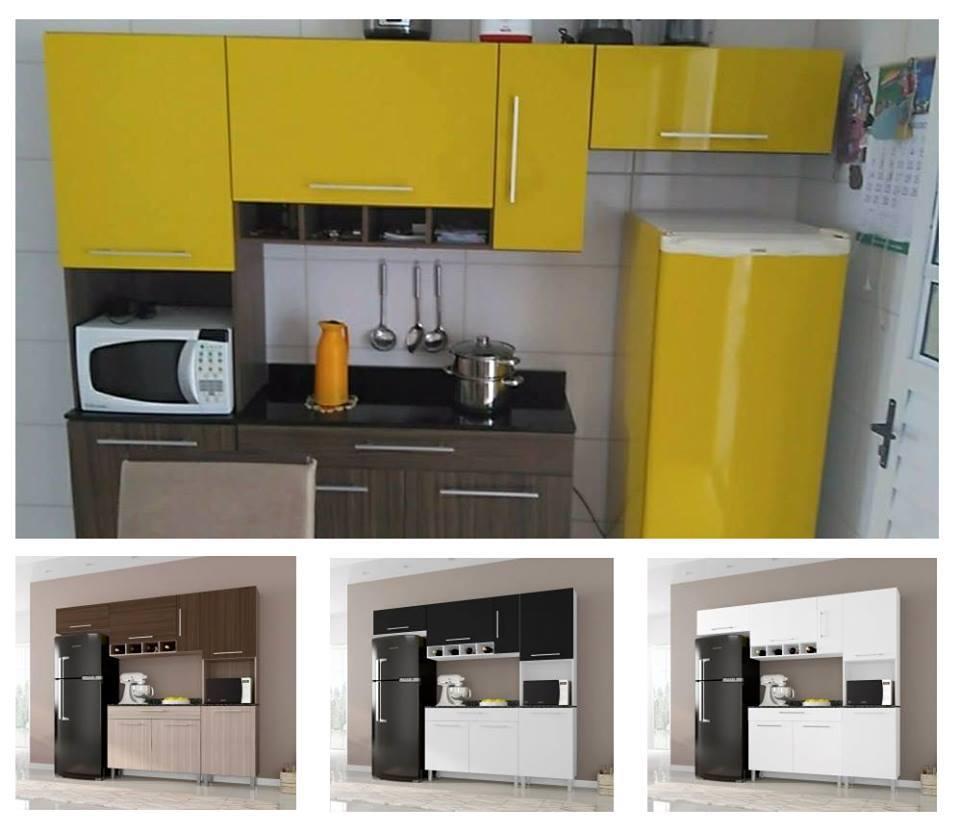 Cozinha Compacta Poliman R 493 81 Loucas Por Promo Es