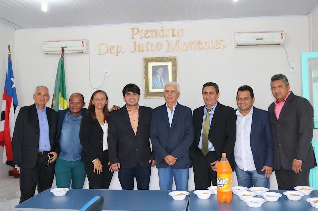 Câmara Municipal de Anapurus realizará nesta sexta-feira,28, a eleição da nova mesa diretora.