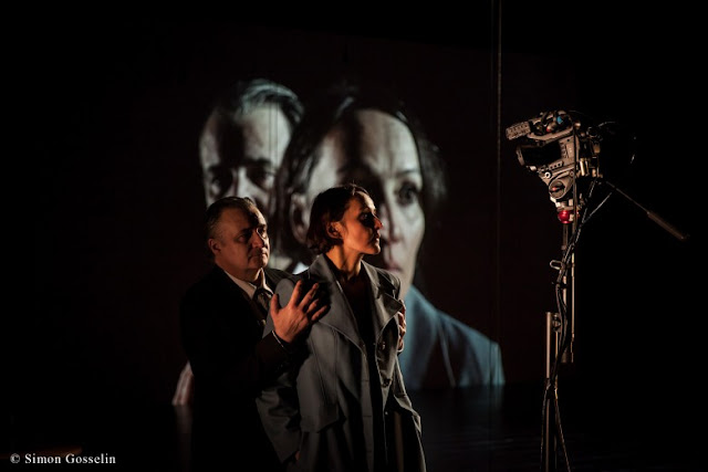 mise en scène Christophe Rauck - Scénographie Aurélie Thomas - création vidéo Kristelle Paré