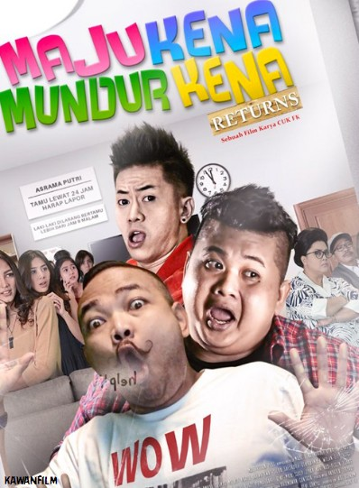 Maju Kena Mundur Kena Returns (2016) WEBDL Full Movie