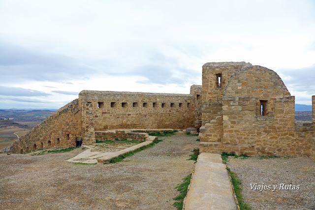 Torre del Homenaje, Castillo de San Vicente de la Sonsierra. La Rioja