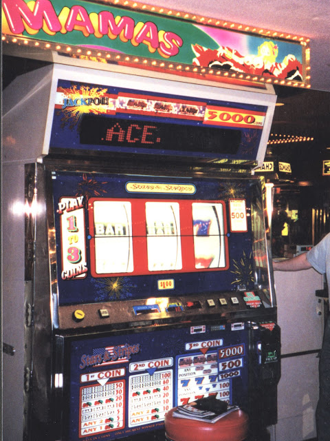 Imperial Palace Big Bertha Gigantic Slot Machine