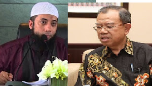 Geram, Guru Besar UIN Yogyakarta Bongkar Dusta-Dusta Khalid Basalamah