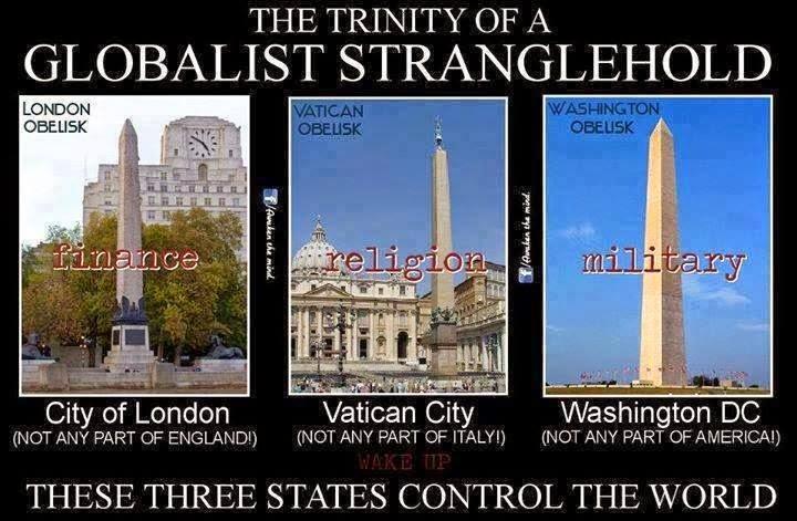 Hidden Secrets and Lies: The Vatican City : The City of
