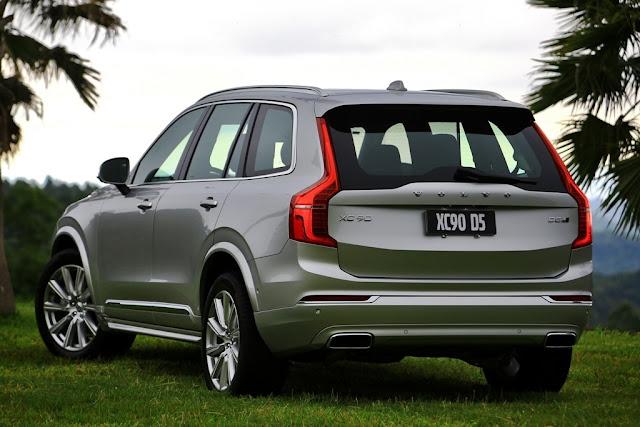 Volvo XC90 2017 D5 2.0 Drive-E