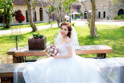 Những bí quyết làm đẹp cô dâu trong ngày cưới