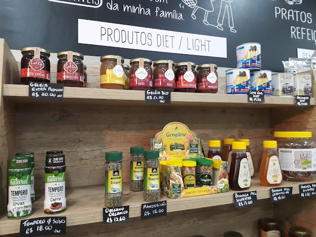 Nação Verde Indaiatuba - Produtos naturais light e diet