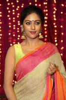 Anu Emanuel Looks Super Cute in Saree ~  Exclusive Pics 027.JPG