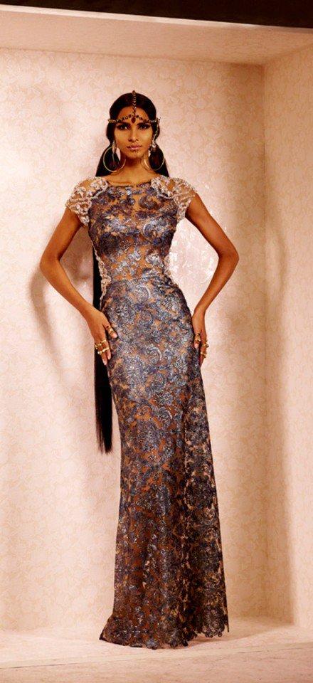 Fabulosos vestidos de moda | Colección de colores