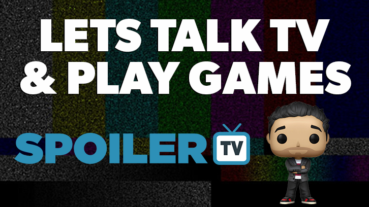Let's talk SDCC and play some Games - Tuesday 23rd July 2019