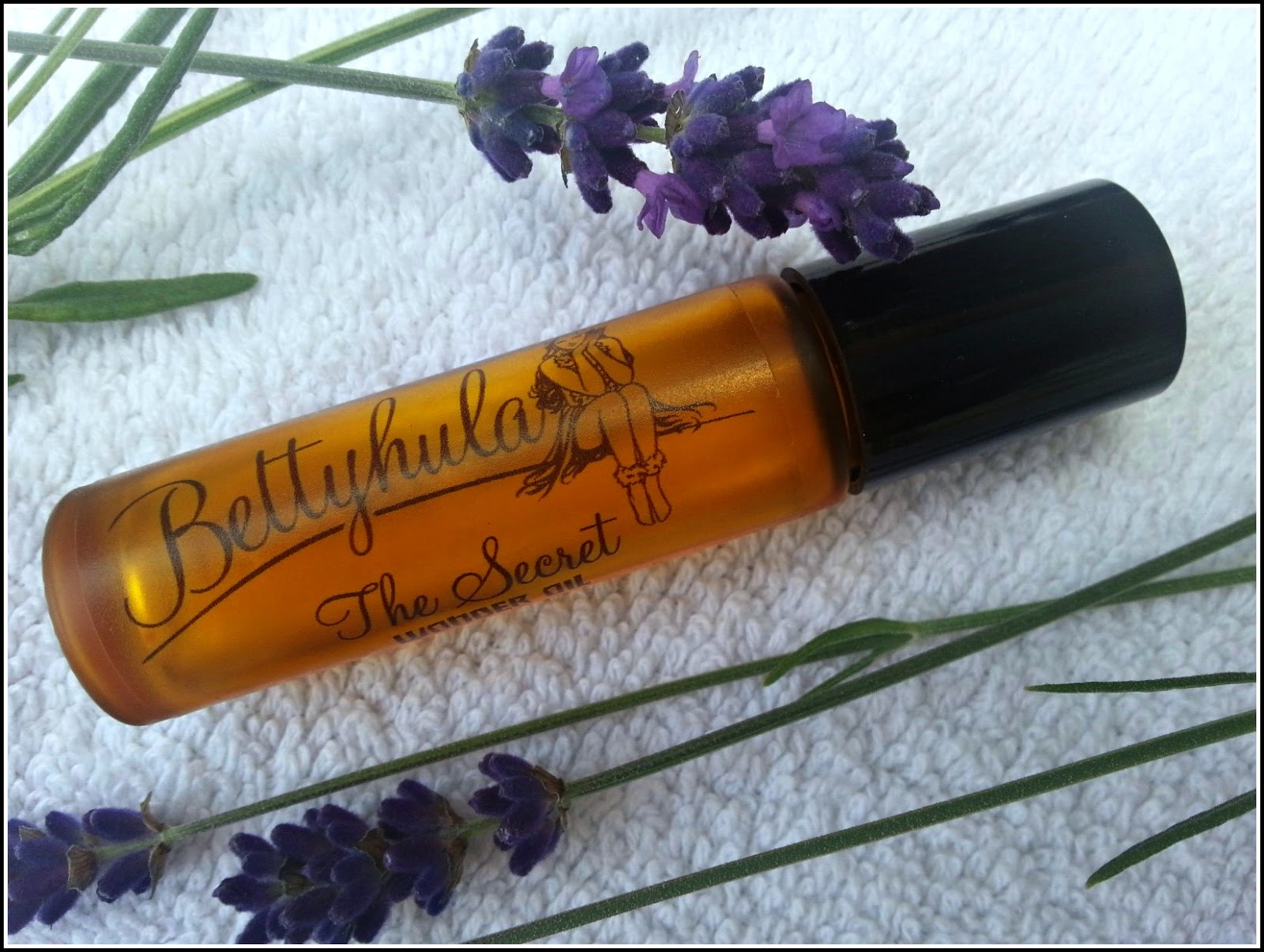 Image of Betty Hula The Secret Wonder Oil