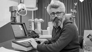 John McCarthy, matemático y pionero de la robótica