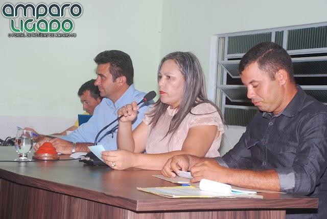 Câmara de Vereadores de Amparo realizou mais uma Sessão Parlamentar