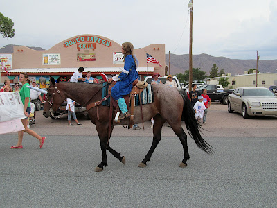 rodeo nm parade