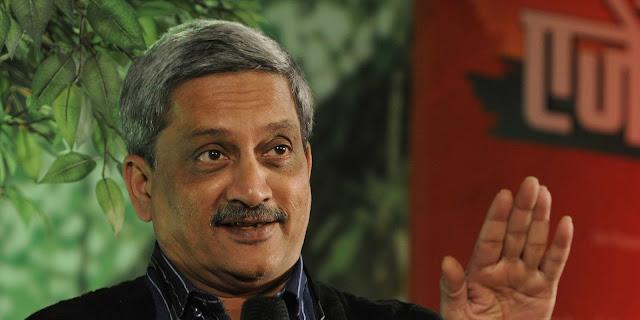 पठानकोट हमले पर रक्षामंत्री ने कहा, ईंट का जवाब पत्थर से देंगे