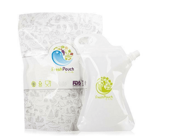Make Lunch Fun With Freckly FreshPouch Food & Drink Pouches
