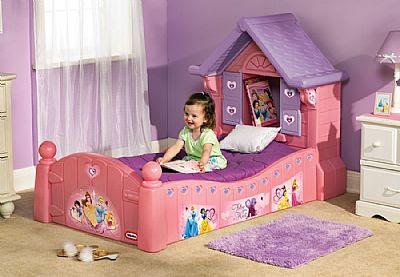 Mommy 39 s planner camas divertidas - Camas infantiles de princesas ...