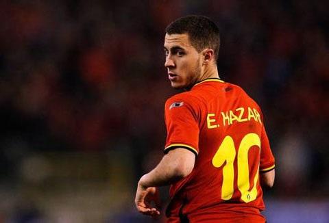 Eden Hazard - hứa hẹn ở tương lai