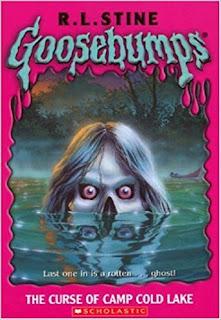 Goosebumps by R. L. Stine Download Free Ebook