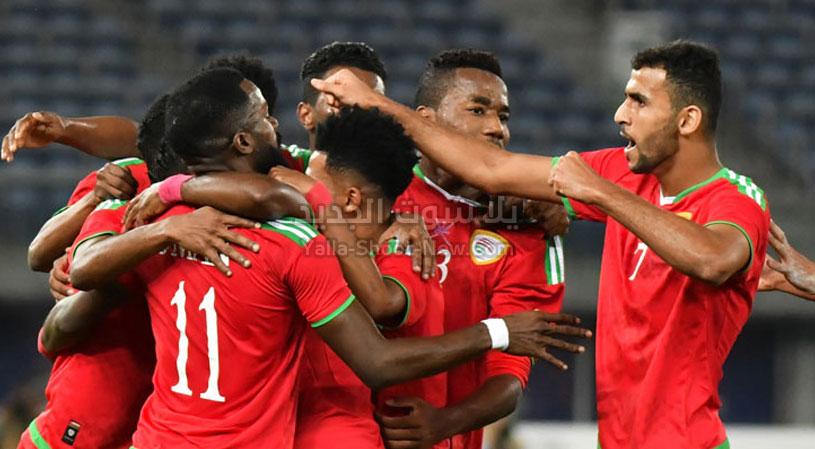 فوز كاسح لمنتخب عمان على منتخب بنجلاديش باربع اهداف لهدف في تصفيات آسيا المؤهلة لكأس العالم 2022
