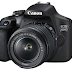 Canon EOS 2000D Review and First Look