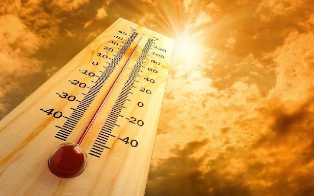 Γιάννης Καλλιάνος: Εισβολή ζέστης το Σαββατοκύριακο - Στους 38 βαθμούς θα σκαρφαλώσει ο υδράργυρος