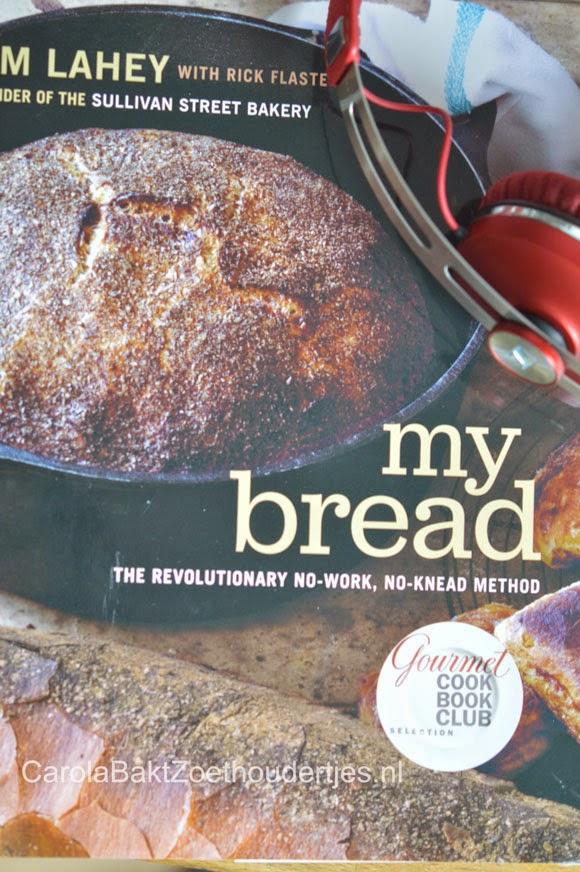 brood zonder kneden Jim Lahey