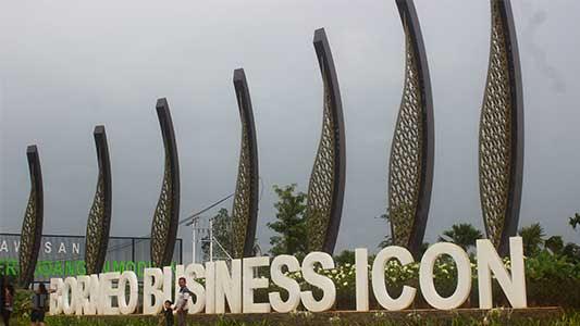 borneo bussinis icon kuburaya