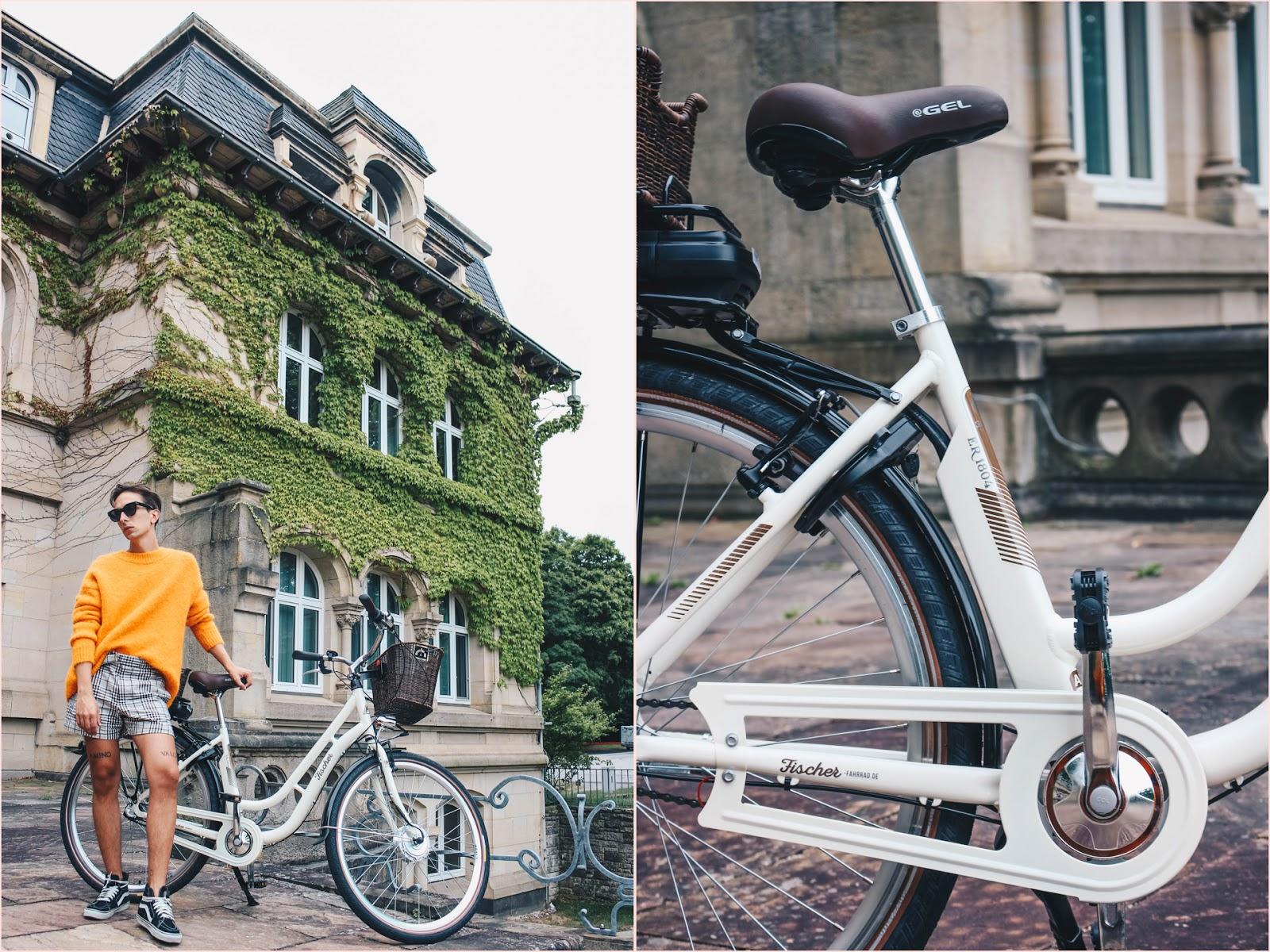 lifestyle mein neues e bike von fischer fashion. Black Bedroom Furniture Sets. Home Design Ideas