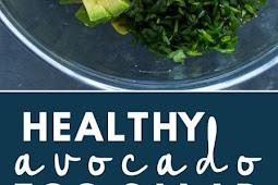 Creamy Avocado Egg Salad Recipe
