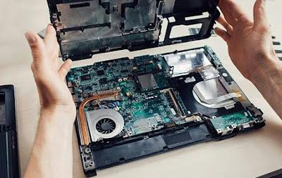Hal-hal yang dapat Merusak Hardware Fisik Laptop